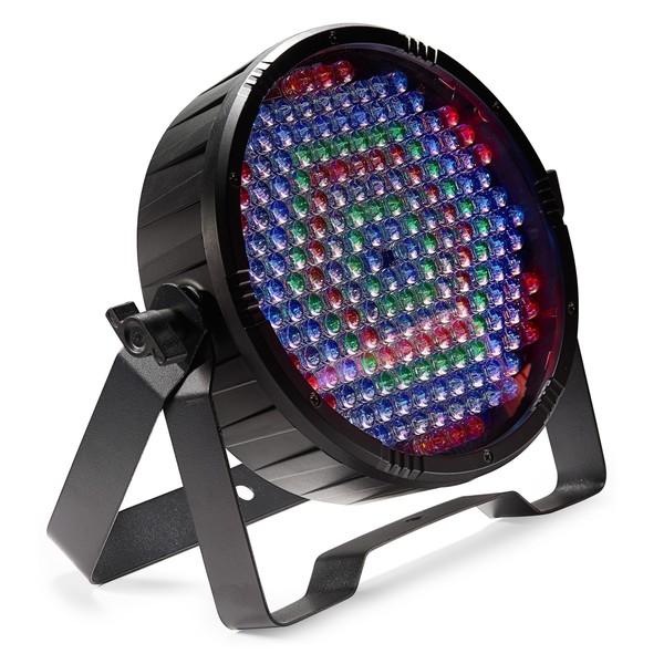 Stagg Flat Ecopar 186 Spotlight With 186 x 0.1-Watt RGBW LED
