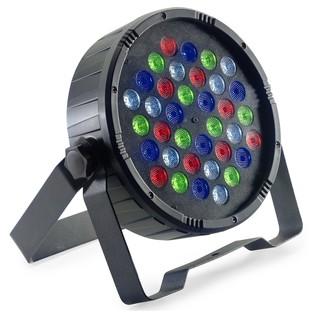 Stagg Flat Ecopar 36 Spotlight With 36 x 1W RGBW LED