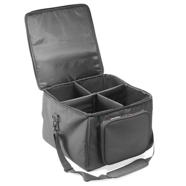 Stagg SLI-TB-4 Soft Padded Moving Head Par Can Gig Bag Case