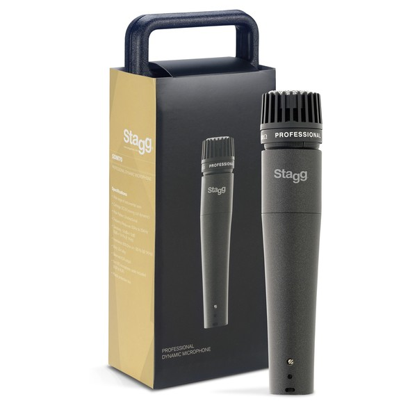Stagg SDM70 Dynamic Instrument Microphone