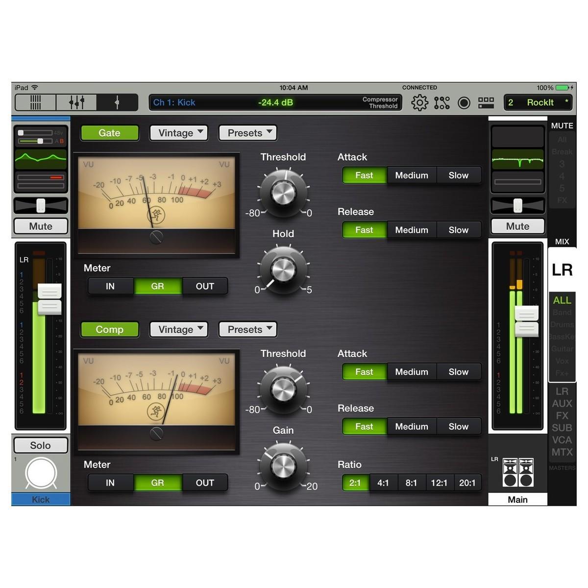 Disc mackie dl32r sans fil digital audio mixer avec ipad - Table de mixage virtuel gratuit en francais ...