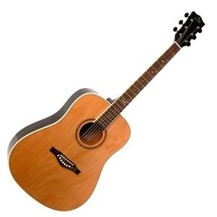 Eko NXT D Acoustic Guitar, Natural