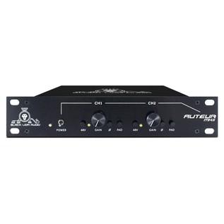 Black Lion Audio Auteur MKII Twin Channel Preamp -