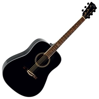 Eko NXT D Acoustic Guitar, Black
