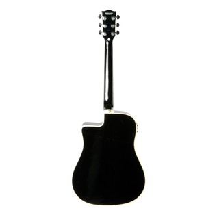Eko NXT D CW EQ Electro Acoustic Guitar, Black Back