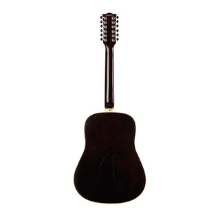 Eko NXT D XII Acoustic Guitar, 12 String Natural Back