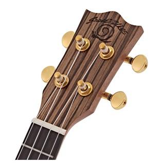 Snail UKS-480 Zebrawood Series Concert Ukulele