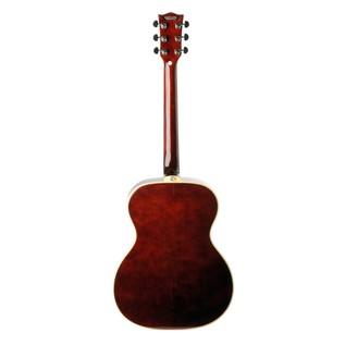 Eko NXT 018 Acoustic Guitar, Natural back