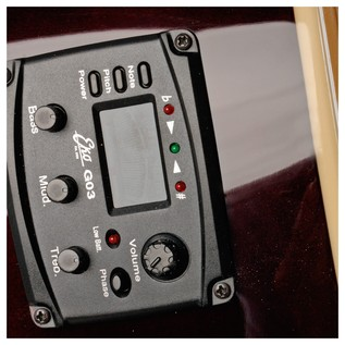 Eko NXT 018 CW EQ Electro Acoustic Guitar, Natural EQ