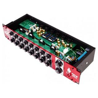Black Lion Audio PM8 MKII Analog Summing Mixer - Angled