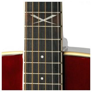 Eko NXT D Acoustic Guitar, Wine Red 12 fret