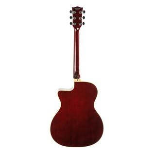Eko NXT 018 CW EQ Electro Acoustic Guitar, Wine Red Back