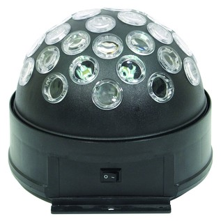 Cheetah LED RGB Dome Disco Light Effect