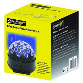 LED Dome Disco Light Effect