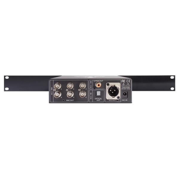 Black Lion Audio Micro Clock MKIII-XB - Rear