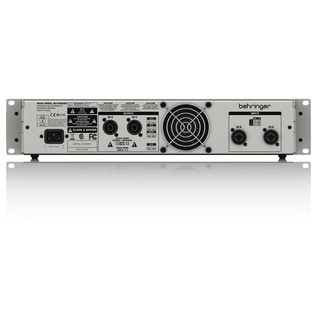 Behringer NU1000DSP Power Amplifier