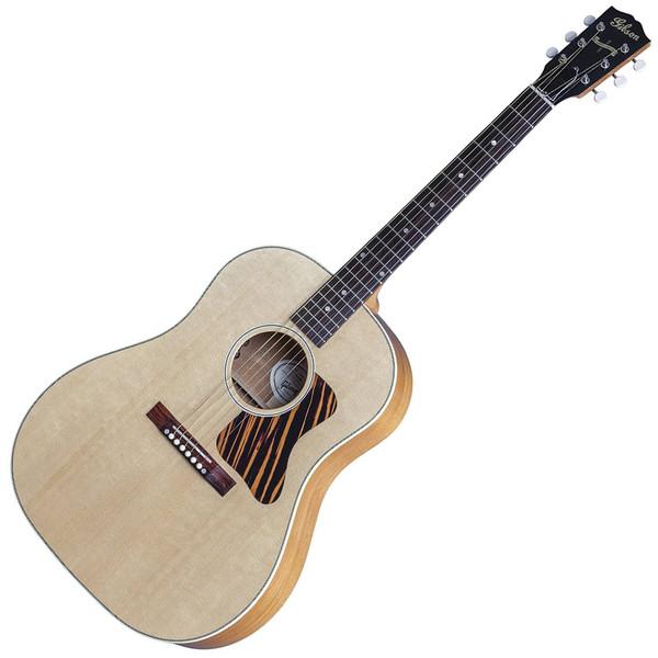 Gibson 2016 J-35 Electro Acoustic Guitar, Antique Natural