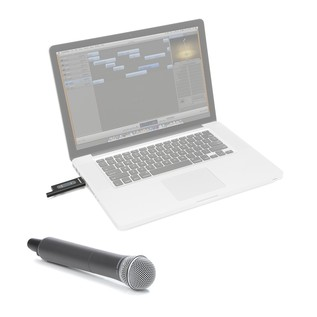 Samson Stage XPD1 USB Wireless System - Lifestyle (Mac Not Included)