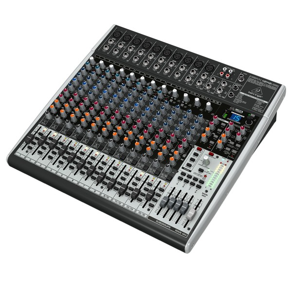 Behringer Xenyx X2442USB - Side View
