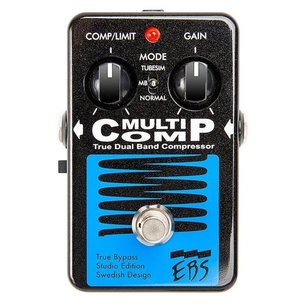 EBS MultiComp Studio Edition Compressor Pedal