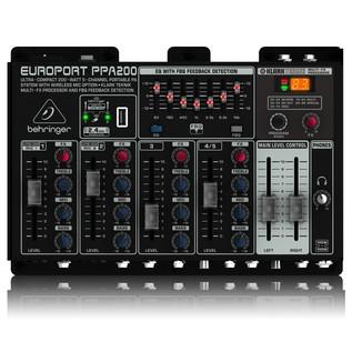 Europort PPA200 PA System