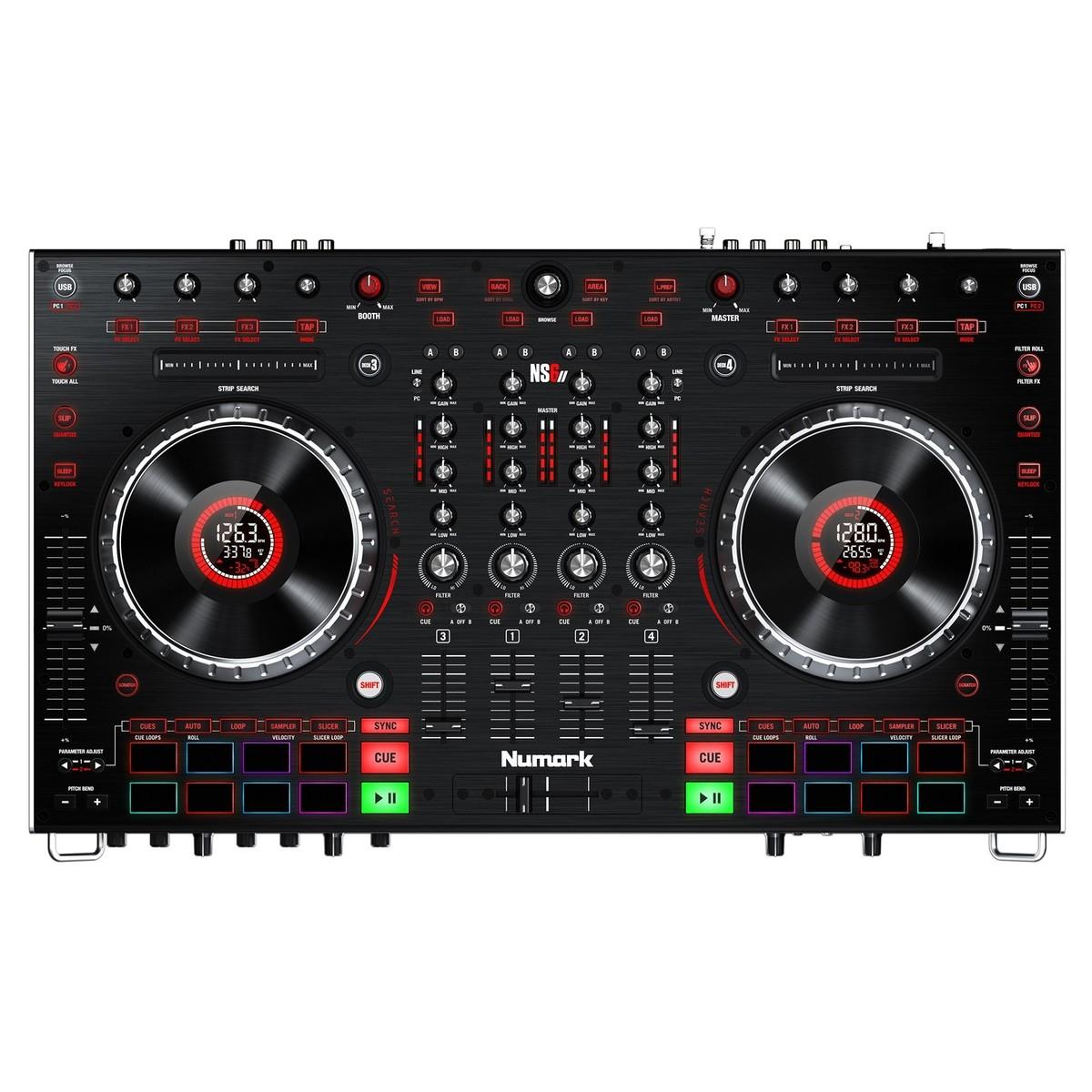 Numark NSII 4-Channel DJ Controller