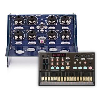 Korg Volca FM Digital Synthesizer With Modal CRAFTsynth - Bundle