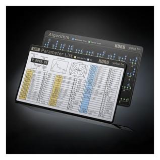 Korg Volca FM Synthesizer - Lifestyle 2