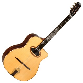 Eko EVO Gipsy Acoustic Guitar, Natural
