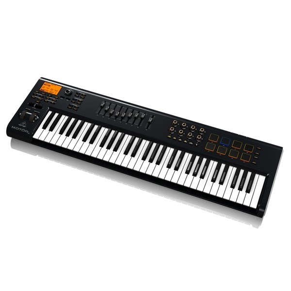 Behringer Motor 61 Keyboard Controller