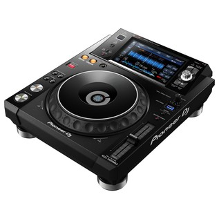 Pioneer XDJ-1000MK2 Touch Screen USB Player - Angled