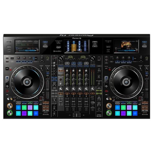 Pioneer DDJ-RZX Rekordbox Professional DJ Controller - Top