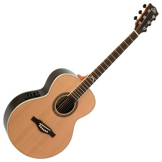 Eko MIA 018 EQ Electro Acoustic Guitar, Natural