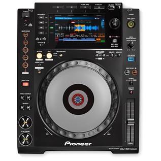 Pioneer CDJ-900NXS Professional Multimedia Player - Top