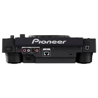 Pioneer CDJ-900NXS Professional Digital Player - Rear