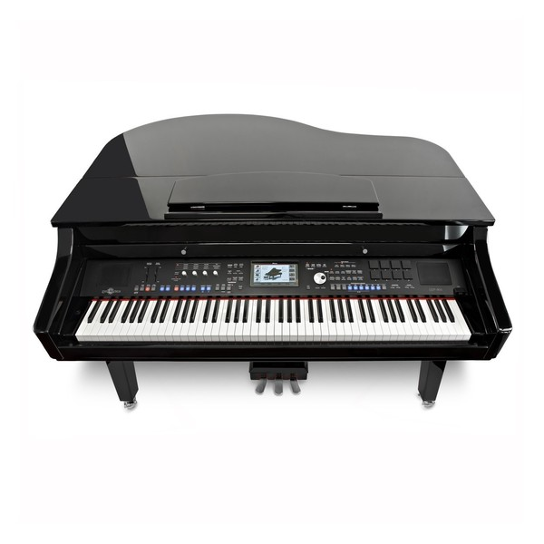 GDP-400 Digital Grand Piano with Stool by Gear4music