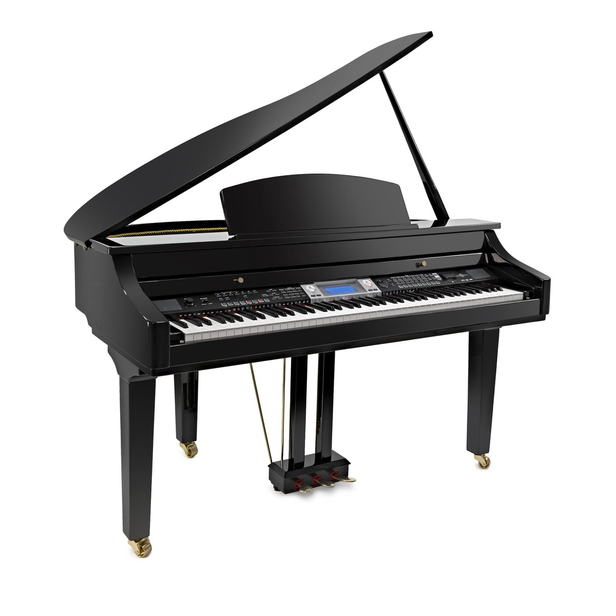 gear4music pianoforte digitale  GDP-300 Pianoforte Digitale a Coda di Gear4music | Gear4music