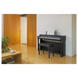 Kawai CN27 Digital Piano Living Room