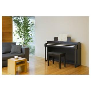 Kawai CN 37 Digital Piano Living Room