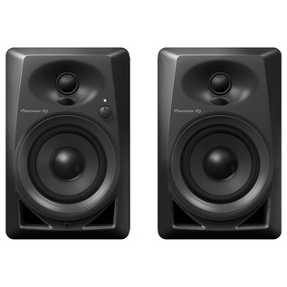 Pioneer DM-40 Studio Monitors - Front