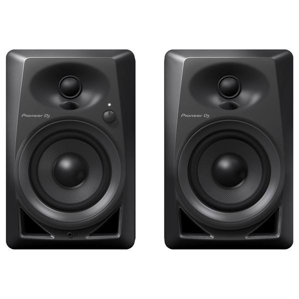 Pioneer DM-40 Studio Monitors - Front