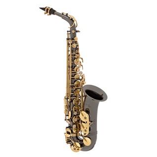 Odyssey OAS700BLK Premiere Alto Saxophone, Black
