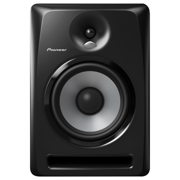 Pioneer S-DJ80X Monitor Speaker, Single - Front