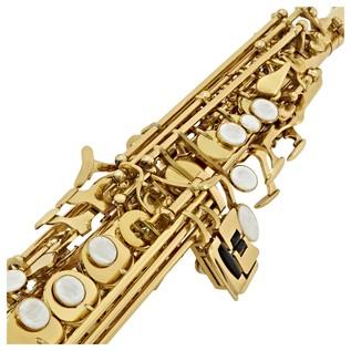 Odyssey OSS600 Premiere Bb Straight Soprano Saxophone