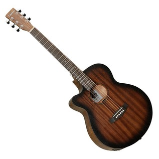 Tanglewood TWCR SFCELH Crossroads Super Folk Electro Acoustic, Left