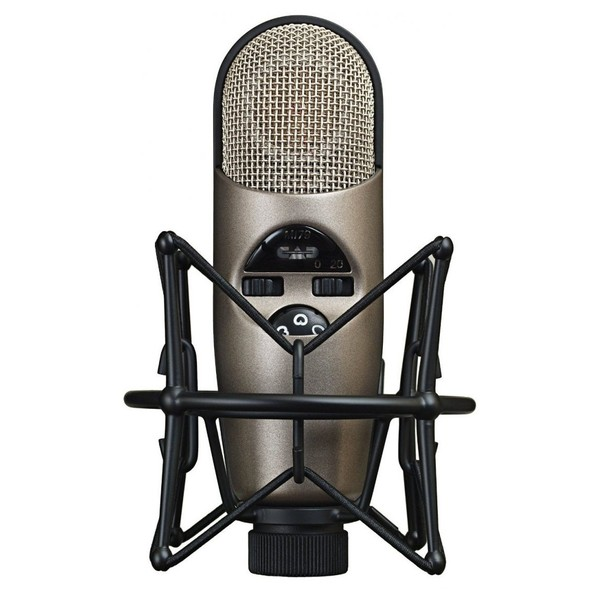 CAD M179 Variable-Pattern Condenser Microphone - Front