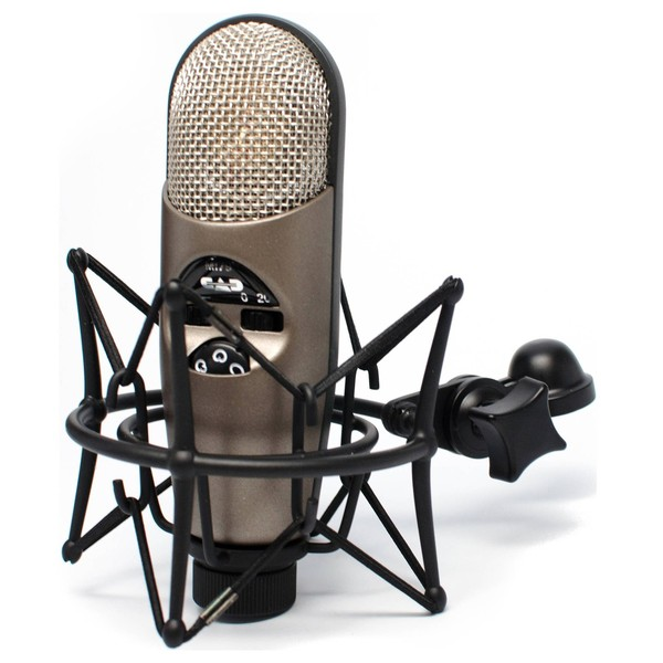 CAD M179 Variable-Pattern Studio Condenser Mic - Angled