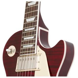 Les Paul ES PRO Hollowbody Guitar, Wine Red