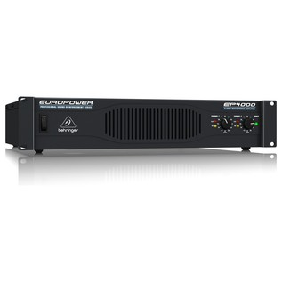 Behringer EP4000 Europower Power Amplifier