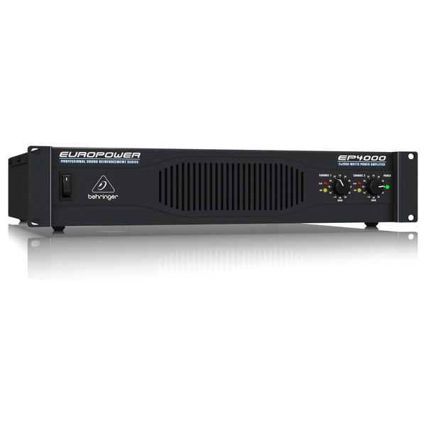 Behringer EP4000 Europower Power Amplifier